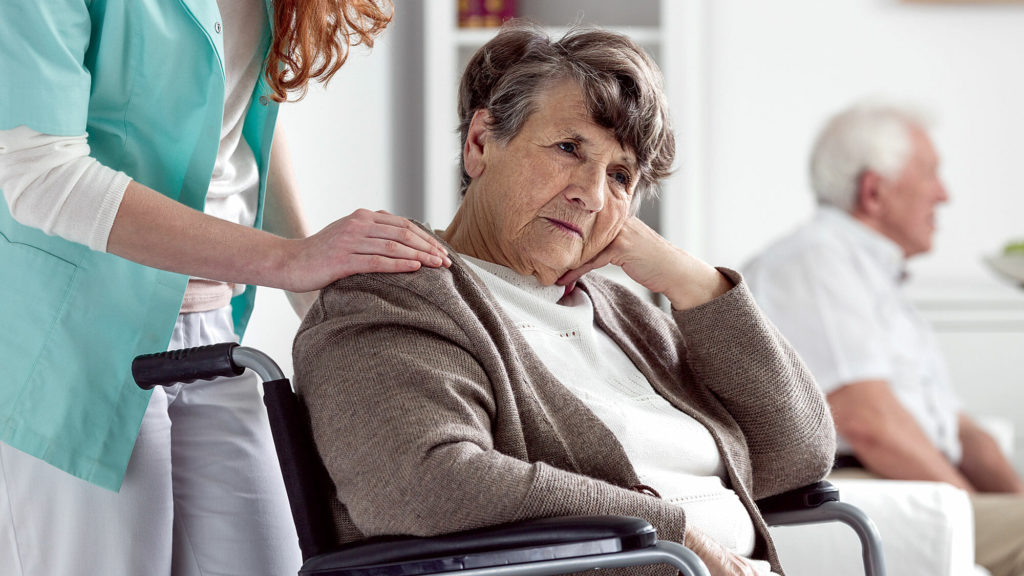 A wandering solution for home care patients with dementia